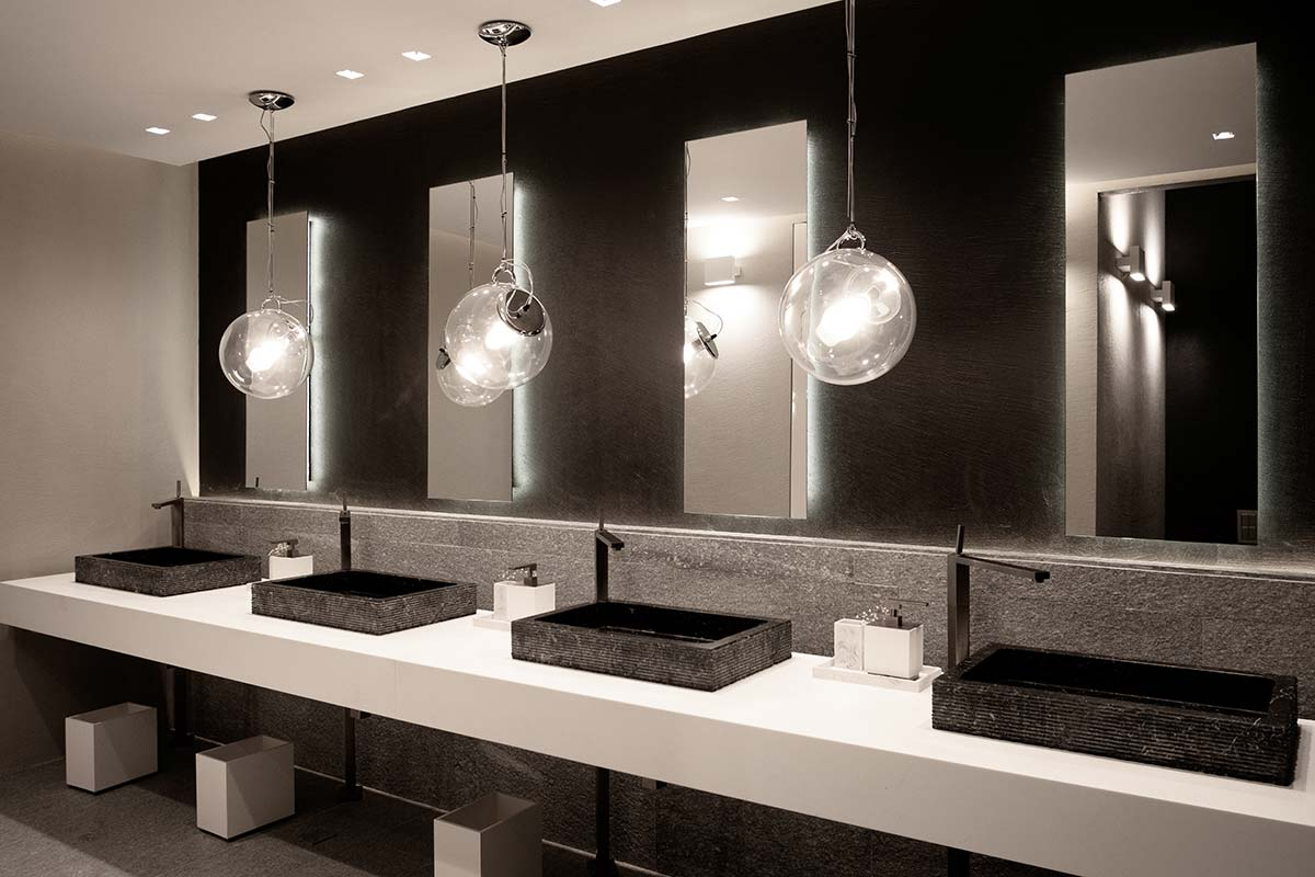 CementoWabi by HD Surface - Private residence, Doha