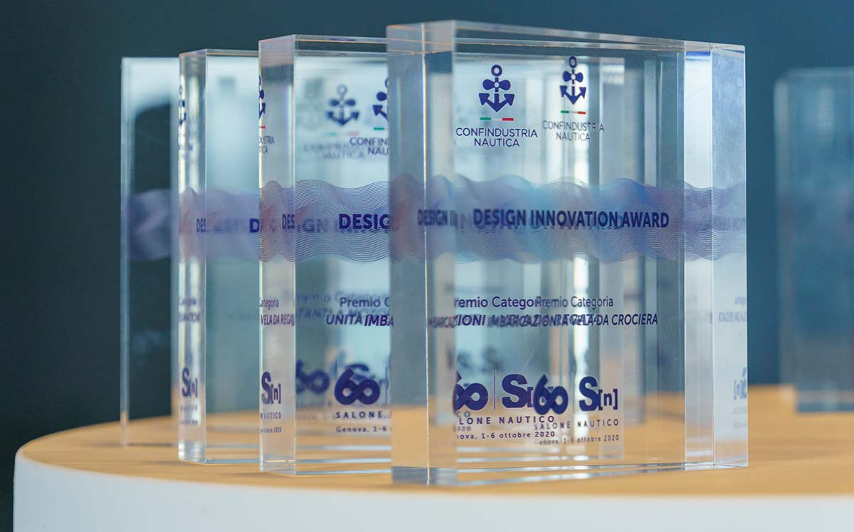 Design Innovation Award, Salone Nautico di Genova