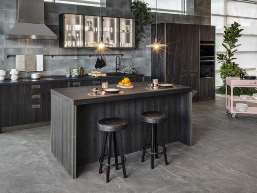 Diesel Get Together Kitchen by Scavolini & Diesel Living