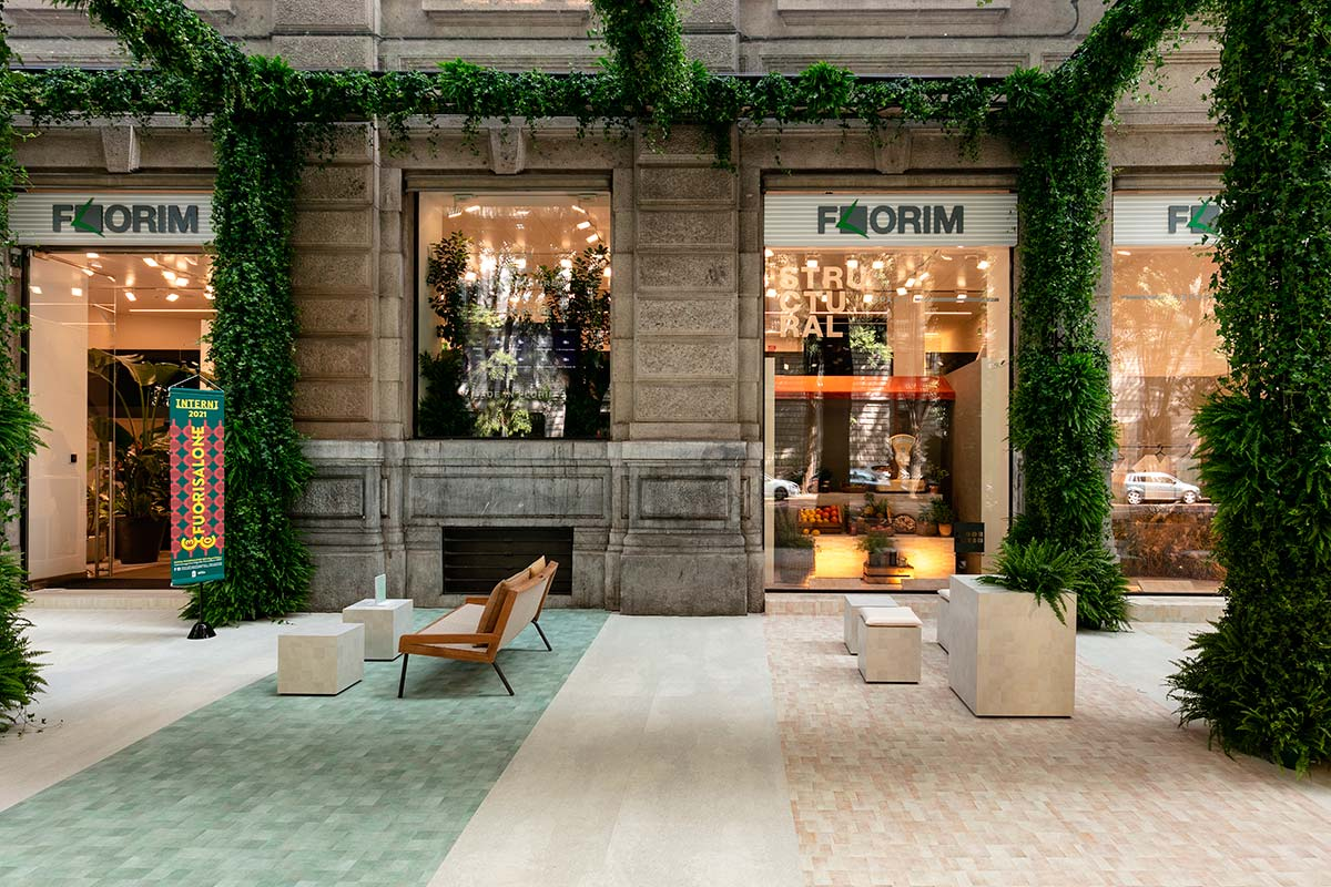 Florim, Milano Design Week 2021