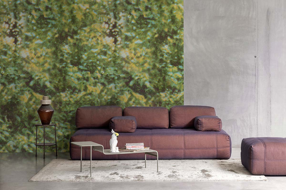 Diesel Living with Wall&decò. Forest Camo