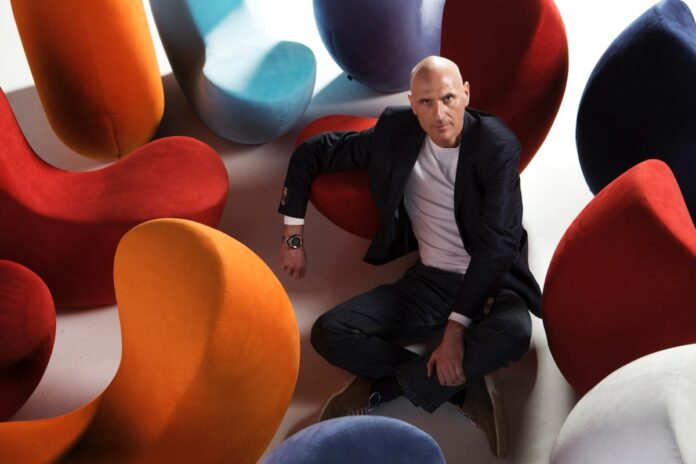 Fulvio Bulfoni, CEO of laCividina