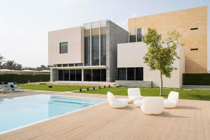 GeoOutdoor by HD Surface - Private residence, Doha