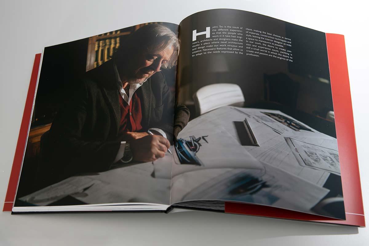 Heading for the Future book by Hydro Tec, 25th Anniversary