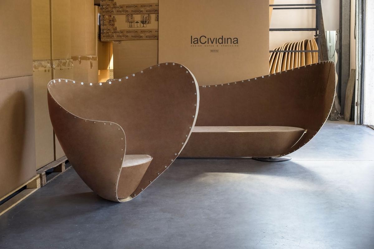 Mon Coeur collection by laCividina, Design Peter Harvey