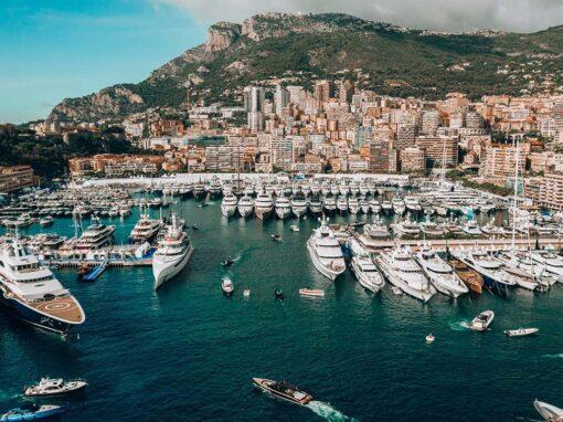 Monaco Yacht Show - Photo © Mc-Clic