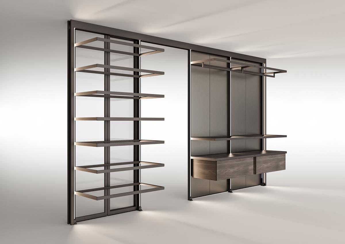 Palo Alto Free by MisuraEmme, Design Gianni Borgonovo