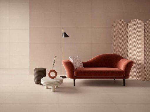 Peach, Elements Design Paint collection by Ceramiche Keope