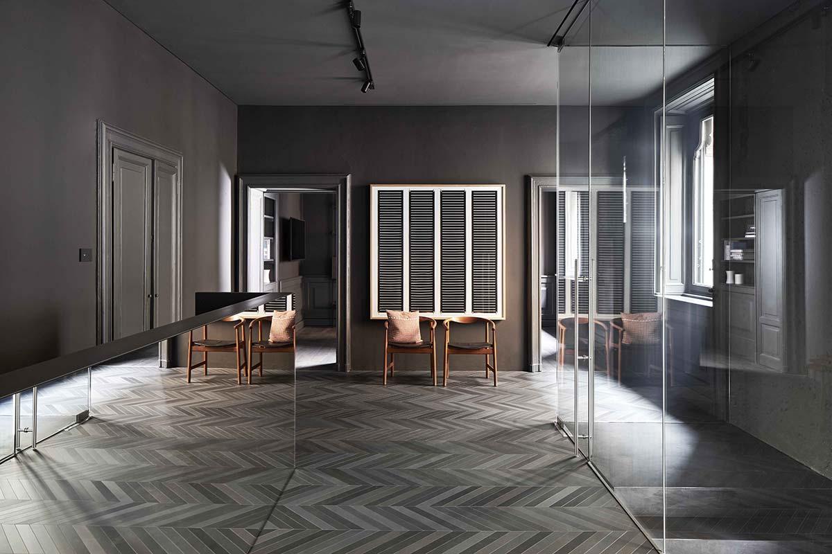 RBM More showroom, Milan