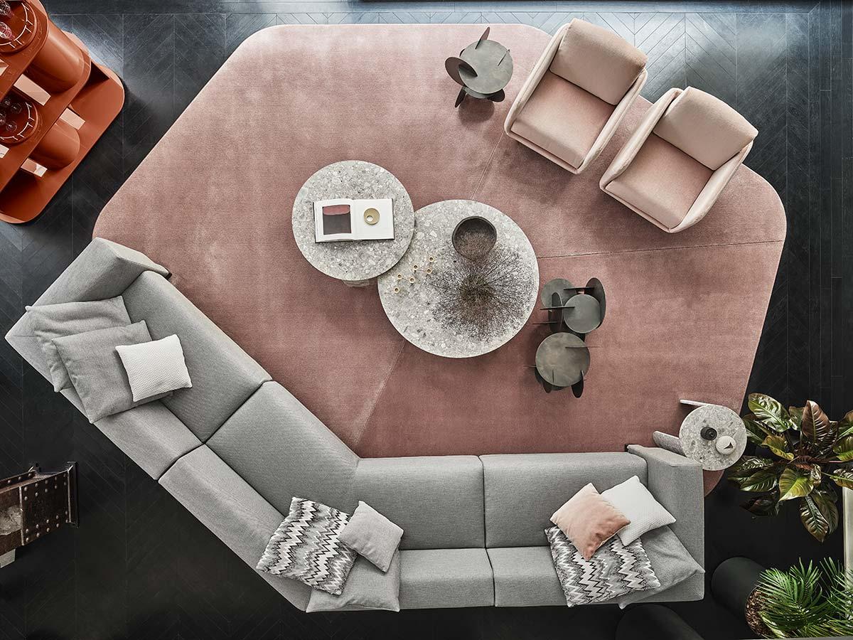 Resia by Gallotti&Radice, Design Dainelli Studio - Photo © Matteo Imbriani