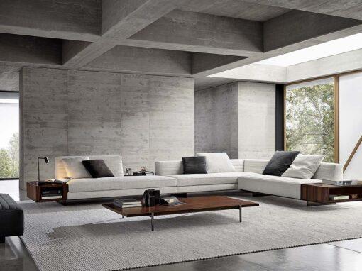 Roger by Minotti, Design Rodolfo Dordoni