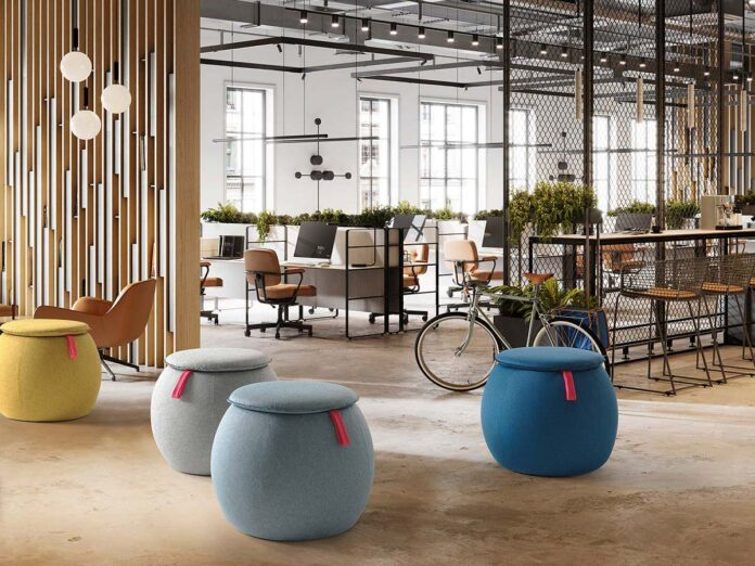 Snowpouf by Caimi, Design Paola Navone