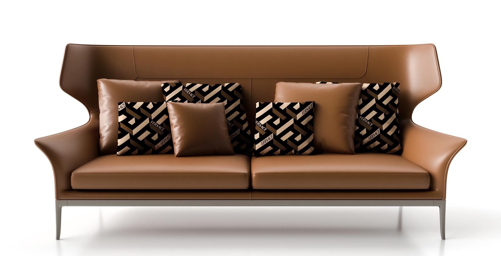 Stiletto sofa by Versace Home