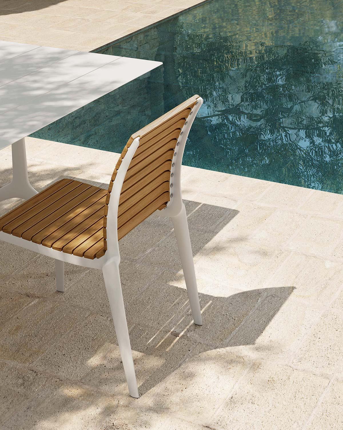 Tech Wood by Alias, Design Alberto Meda