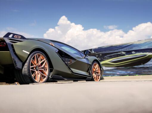 Tecnomar for Lamborghini 63. Photo © Simone Tarca & Matteo Andrei