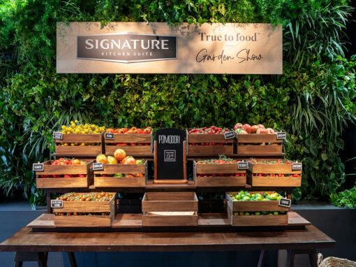 True to Food Garden Show by Signature Kitchen Suite