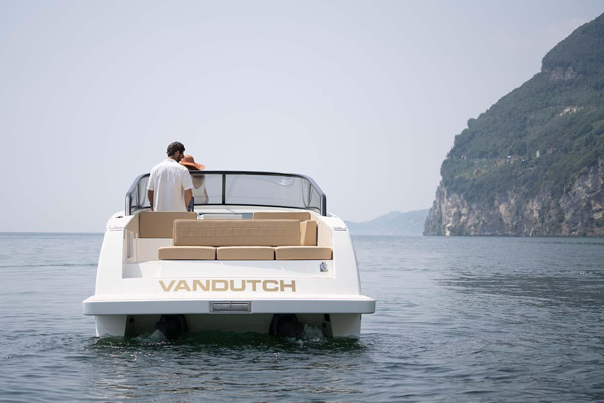 VanDutch 32 by VanDutch Yachts