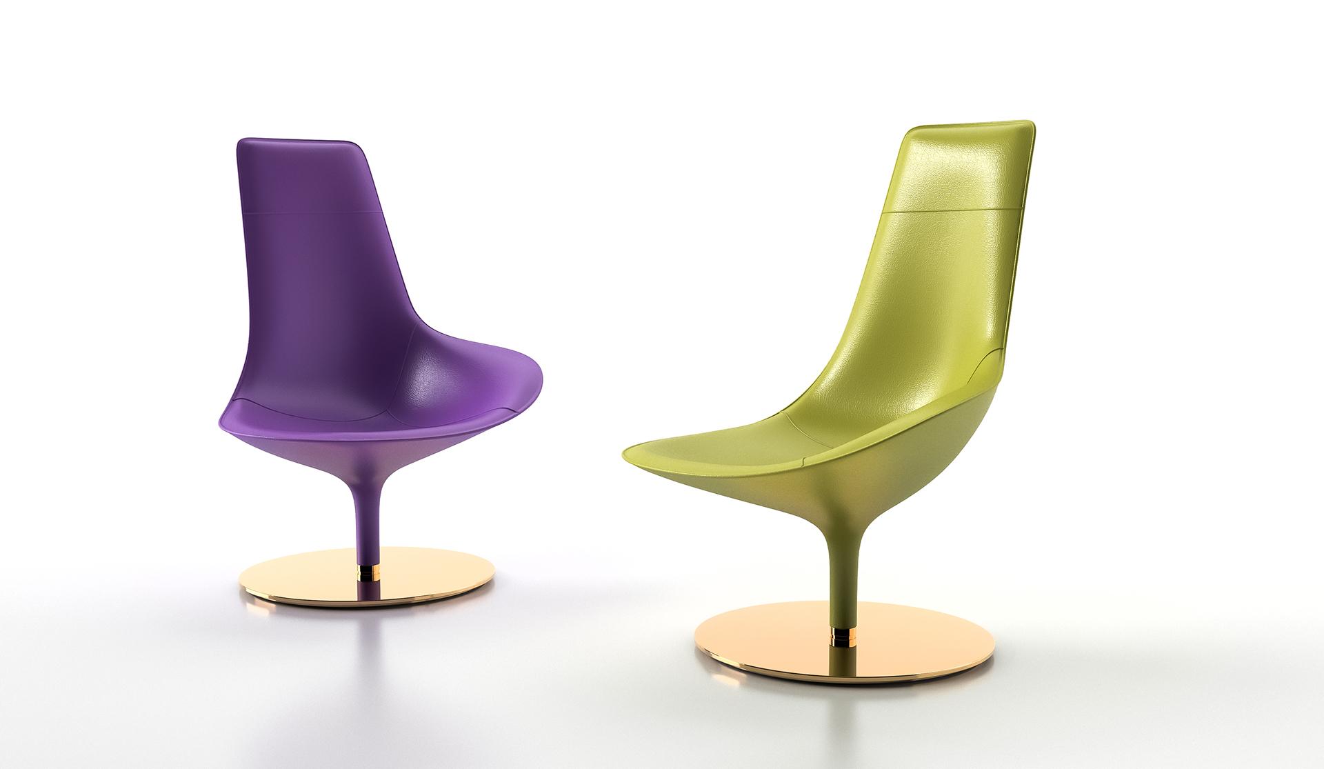 Venus armchair by Versace Home