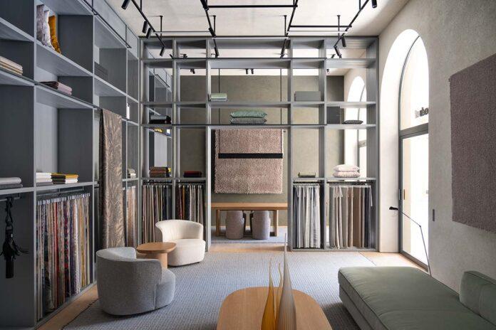 Kvadrat showroom Milano