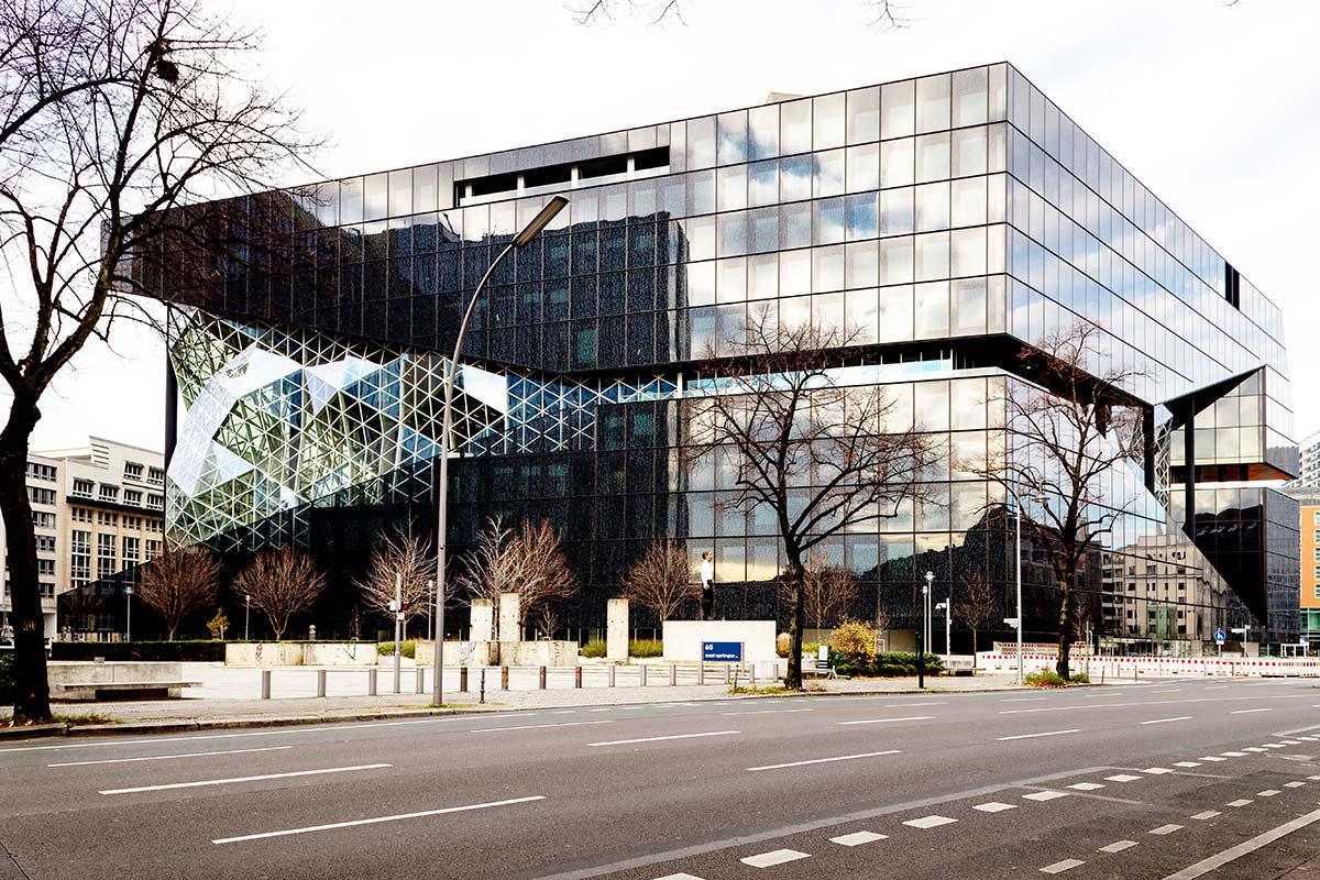 Axel Springer Campus, Berlin - Photo © D Busquets