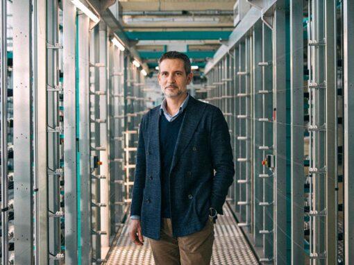Davide Favrin, CEO Gruppo Marzotto