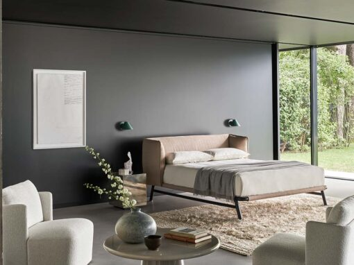 Edoardo by Meridiani, Design Andrea Parisio