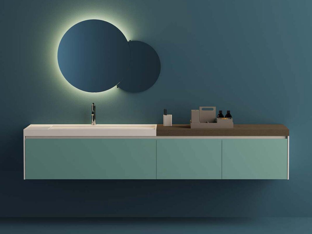 Evo 21 by Agape, Design Benedini Associati