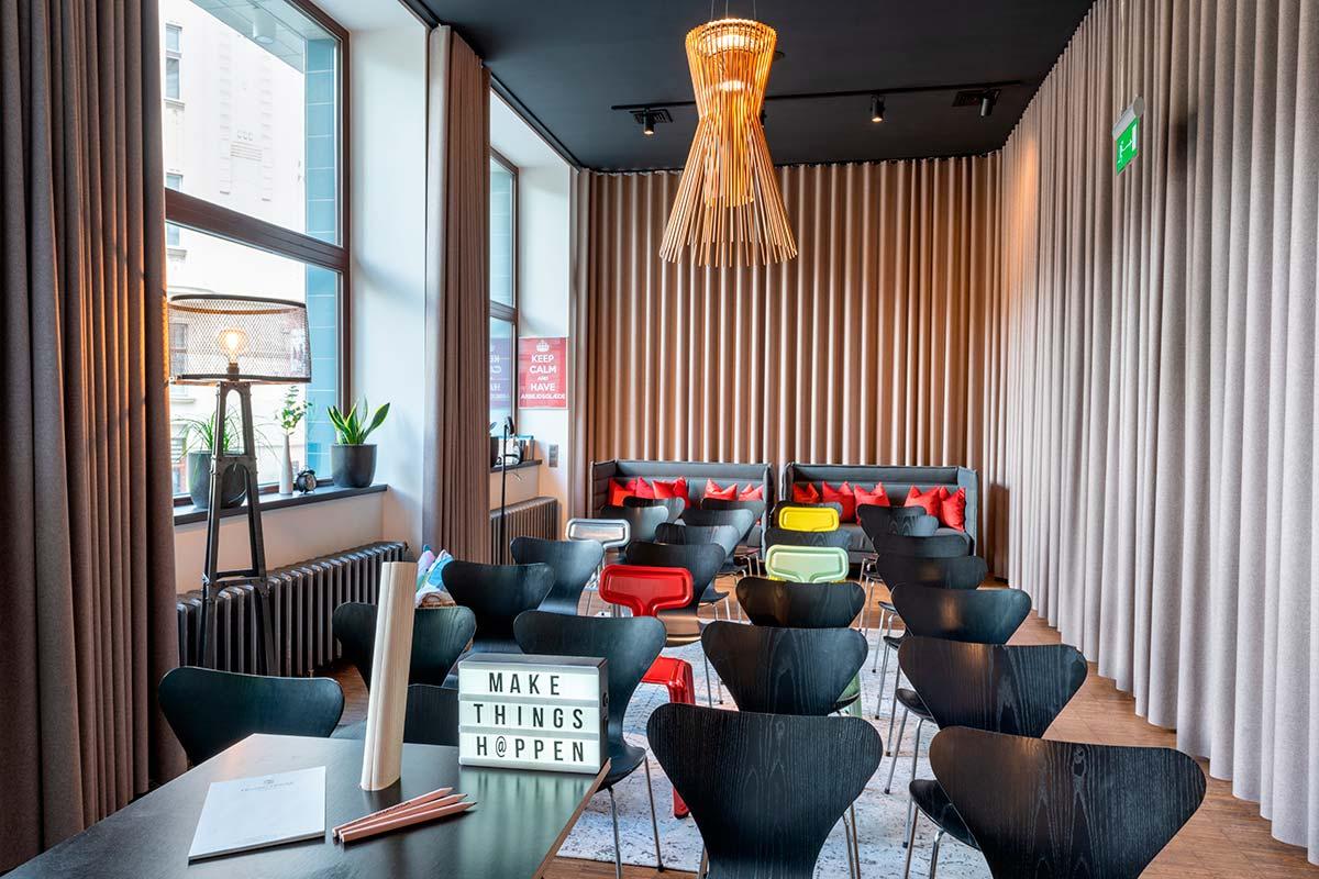 Foscarini @ Mosaic House Hotel Praga