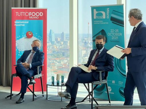 HostMilano & TuttoFood conference 2021