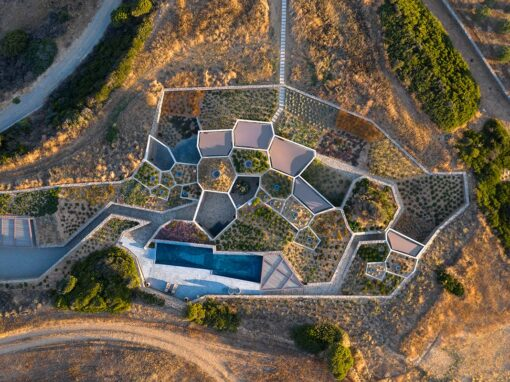 Hourglass Corral, Milos, Greece - Photo © Yiorgis Yerolymbos