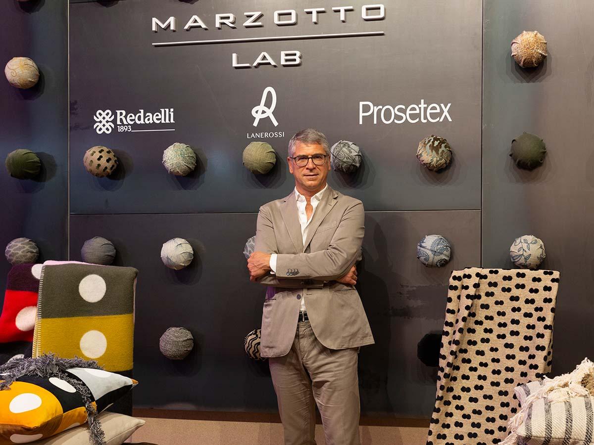 Luca Vignaga, CEO Marzotto Lab
